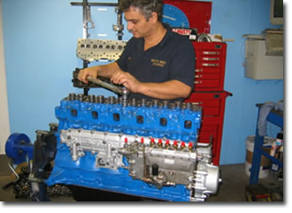 Quality Engine Rebuilding